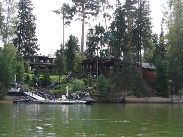 Истринского водохранилища